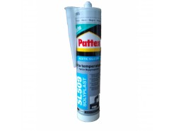 Calor Silicona SL509 Patex Negro 300 ML