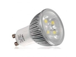 Lámpara Dicroica 5 LEDs 6W Atmos Lighting Luz Cálida