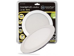Downlight Plano 20W LED HomePluss Luz Fría Ref. 8000433