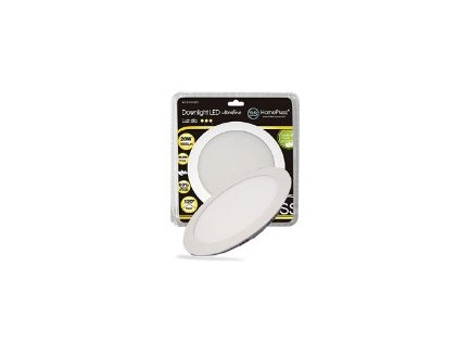 Downlight Plano 20W LED HomePluss Luz Día Ref. 8000430