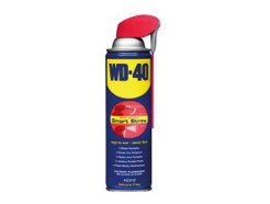 Lubricante WD-40 Multiusos Doble Acción 500 ML