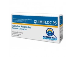 Quimifloc Ps Cartuchos Floculantes